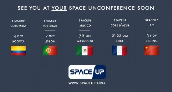 SpaceUp September 2017