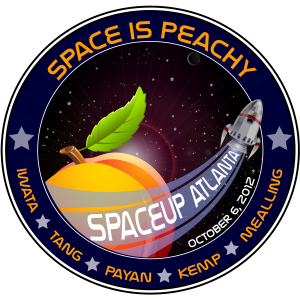 Space Is Peachy