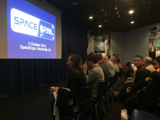 SpaceUp Netherlands 01